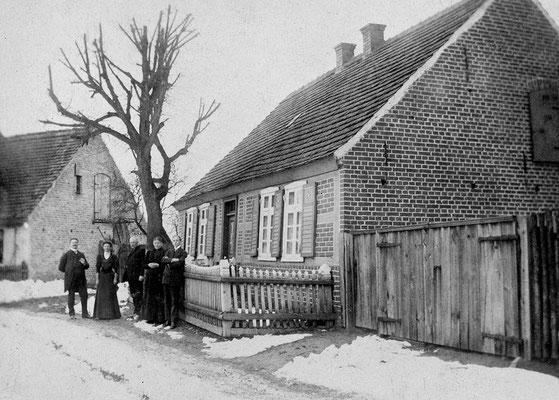 (0241) Haus Böbst (früher Cilinski), Alter Kietz; um 1890