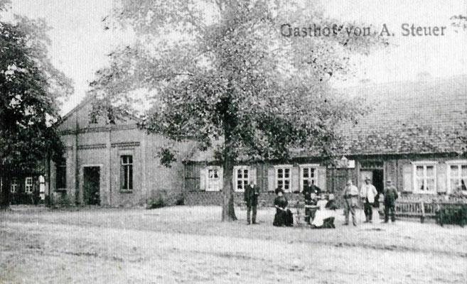 (0193/3) Gasthof August Steuer, 1914
