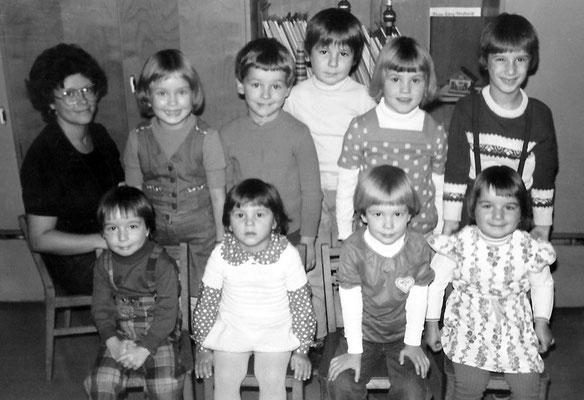 (0311) links Karla Kulicke, 1978