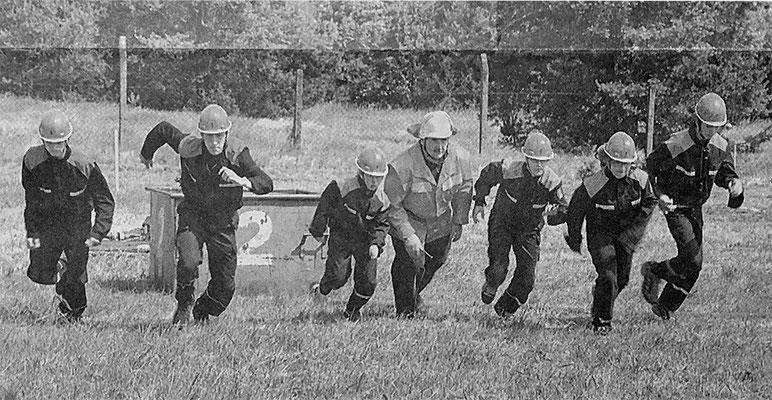 (375) Feuerwehr, 70jähriges Jubiläum, 2002