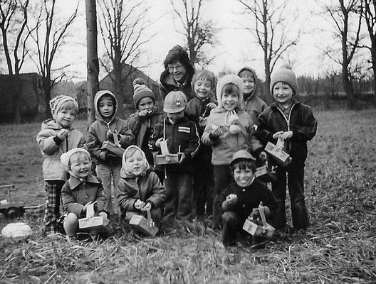 (0462) Ostern, 1982; Karla Kulicke