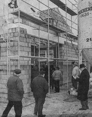 (378) Richfest beim neuen Feuerwehrgerätehaus 1997