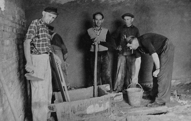 (0603) Bau der Friedhofshalle; Jahr unbekannt