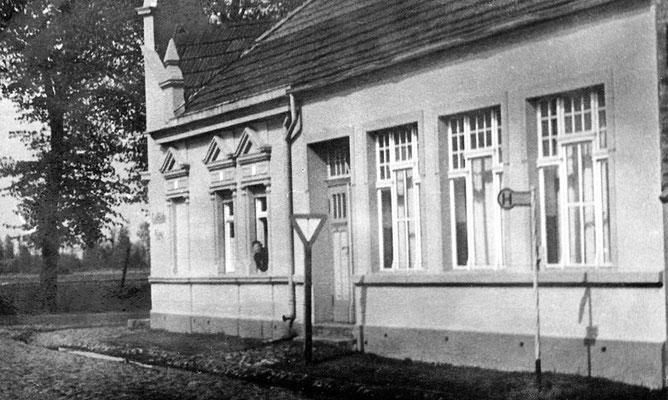 (0484) Gaststätte Ney in den 1960er Jahren