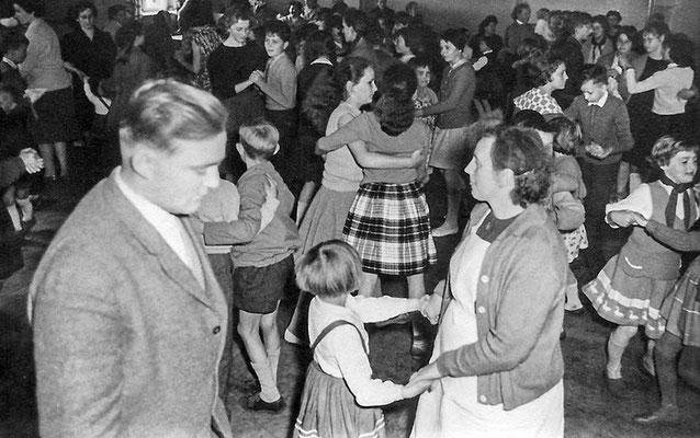 (0029) Anfang 1960er Jahre; Siegfried Schröder, Gerda Zachion