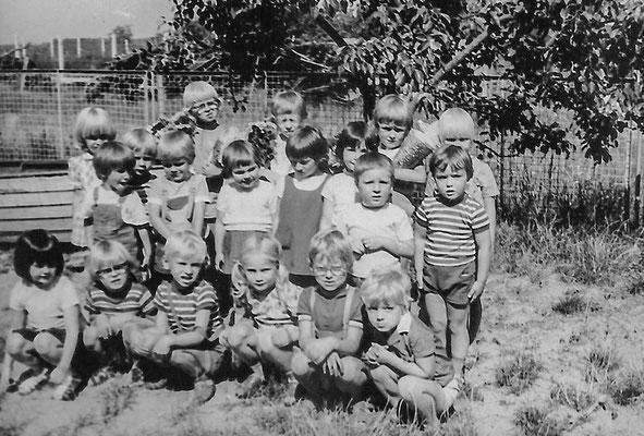 (0467) Kindergarten, um 1974