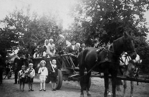 (0072) Erntefest, 1930er Jahre