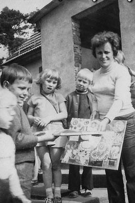(0447) Kinder, um 1980