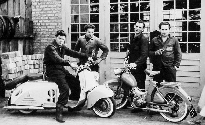 (0180) Moped- und Fahrradreparaturwerkstatt Werner Imm, 1962