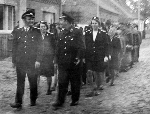 (302) Feuerwehr, Mitte 1960er Jahre