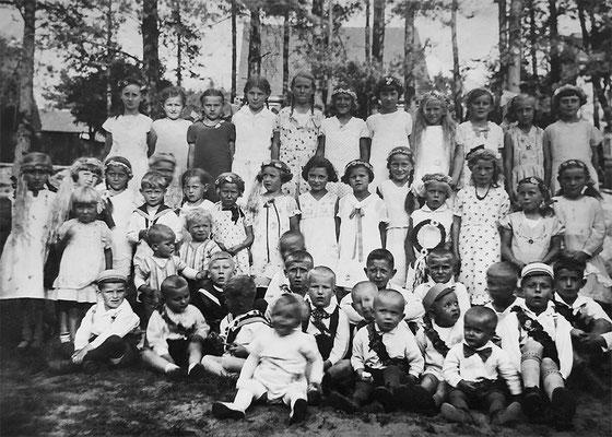 (0079) Kinderfest 1930er Jahre