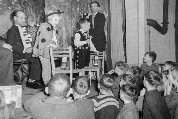 (0427) Kindergarten, um 1960; Willi Koch, Kurt Sokolowski