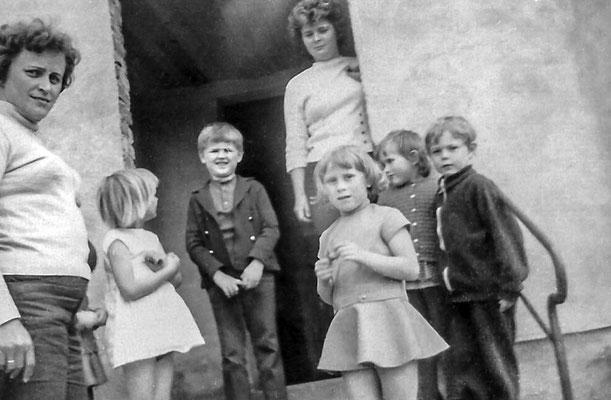 (0446) Kinder, um 1980