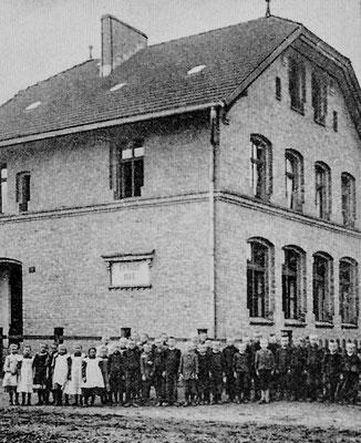 (0128/3) Schule, um 1916