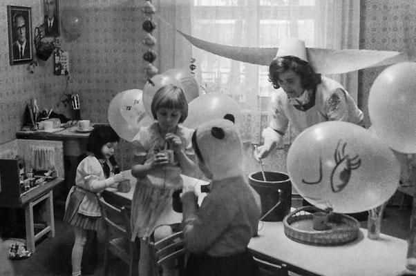 (0453) Kinder, um 1980