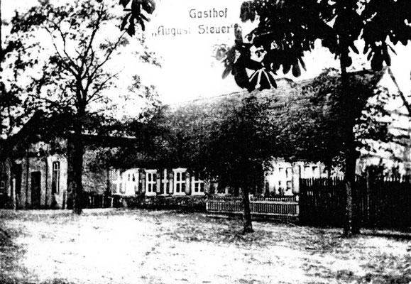 (283) Gasthof August Steuer, 1914