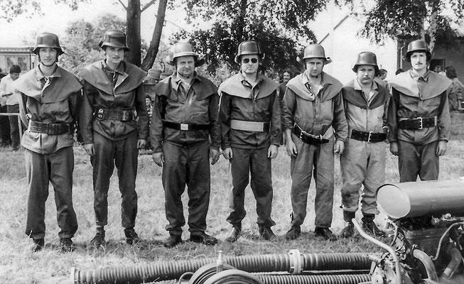 (317) Feuerwehr, 1981