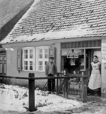(284) Laden von Agnes Heuer, um 1914