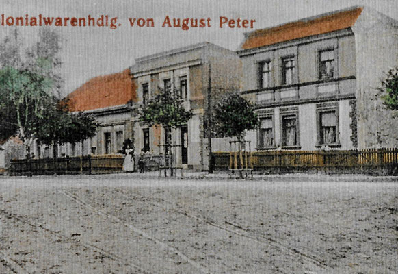 (0165/1) Colonialwarenhandlung August Peter, 1918