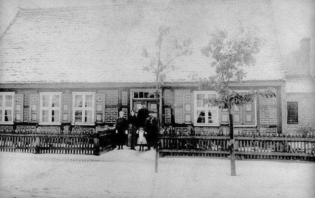 (0168) Haus Friedrich (oder A.?) Wissmann, um 1900