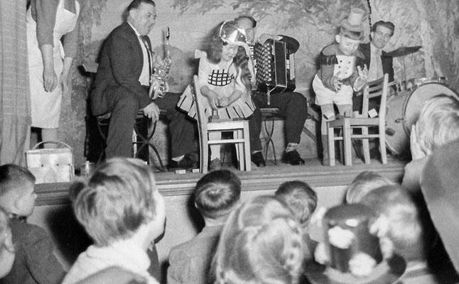 (0428) Kindergarten, um 1960