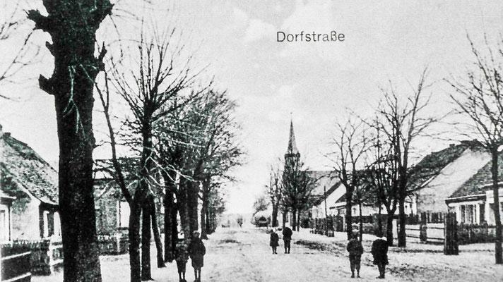 (0173) Dorfstraße, 1918