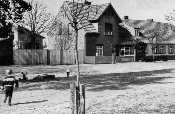 (0230) Haus Stelter; René, Diana; um 1965
