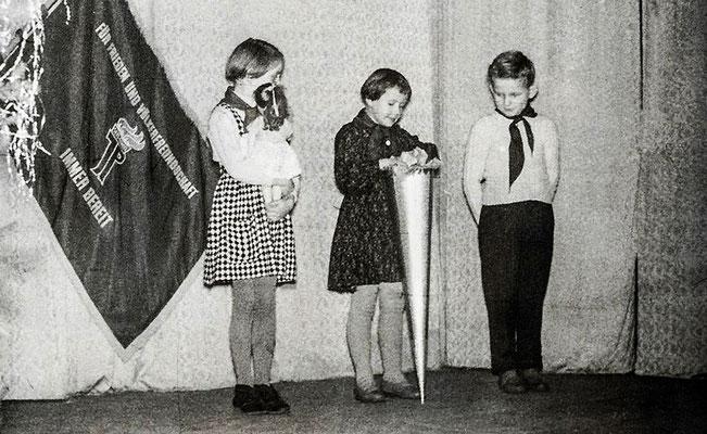 """(0034) im """"Mittelpunkt"""", Anfang 1960er Jahre"""