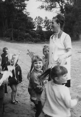 (0415) Kinder, Anita Knoll, um 1973