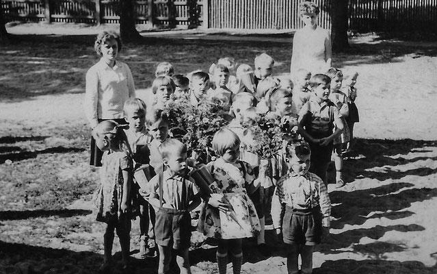 (0604) Kinder, um 1970