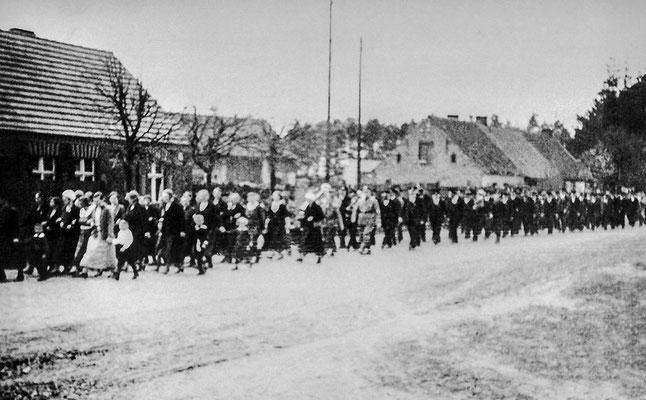 (0083) Erntefest, vor 2. Weltkrieg