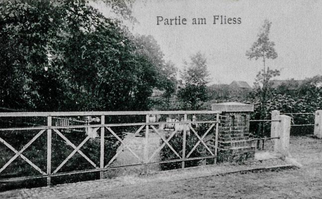 (0193/2) Fließ und Brücke, 1914