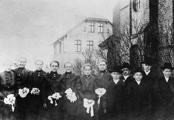 (0152) Schulabschluss 1907