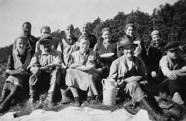 (0632) Forstfrauen, um 1950