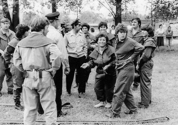 (316) Feuerwehr, 1981