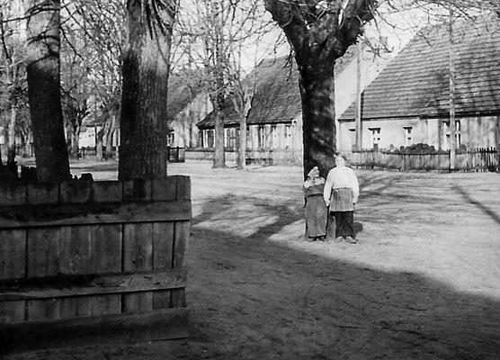 (0018) Dorfstraße, Ende 1950er Jahre