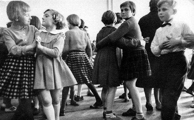 (0424) Kinder, Gaststätte Ney, Anfang 1960er Jahre