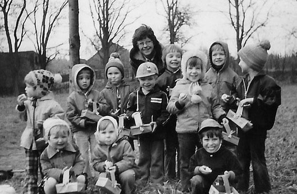(0411) Ostern, 1982; Karla Kulicke