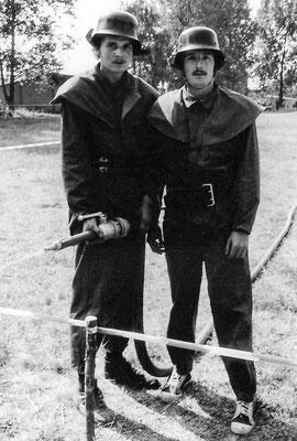 (308) Feuerwehr, 1980er Jahre