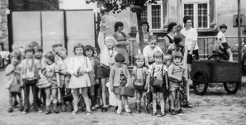 (0448) Kinder, Sieglinde Prahl, um 1980