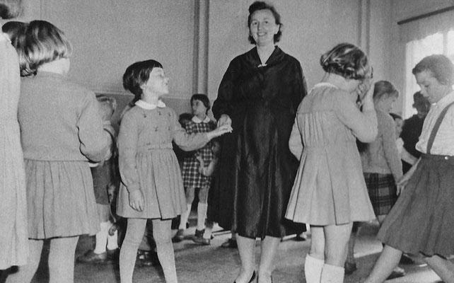 (0421) Kinder, Gaststätte Ney, Gerda Zachion, Anfang 1960er Jahre