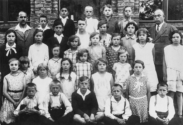 (0130) Klassenfoto 1931