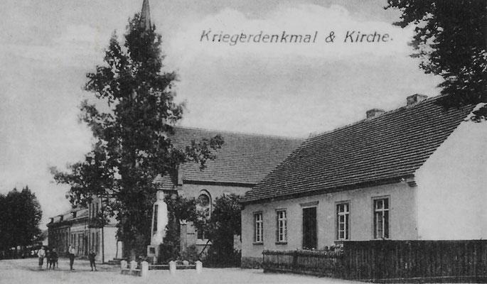 (0197/1) Kriegerdenkmal, 1941 (?)