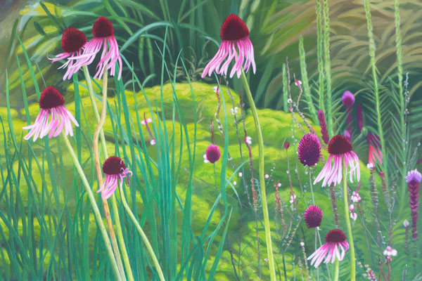 Avatar | 2014 | 80 x 120 cm | Acryl auf Baumwolle
