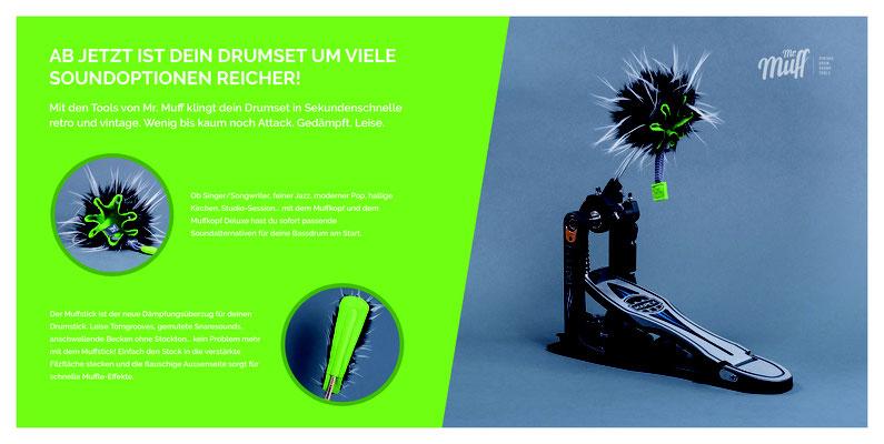 Flyer Mr. Muff - www.augenblickbewahrer.com
