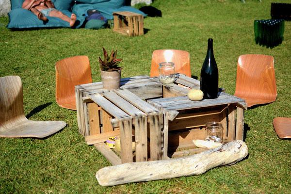 Relax & Enjoy - Upcycling Ideen sammeln