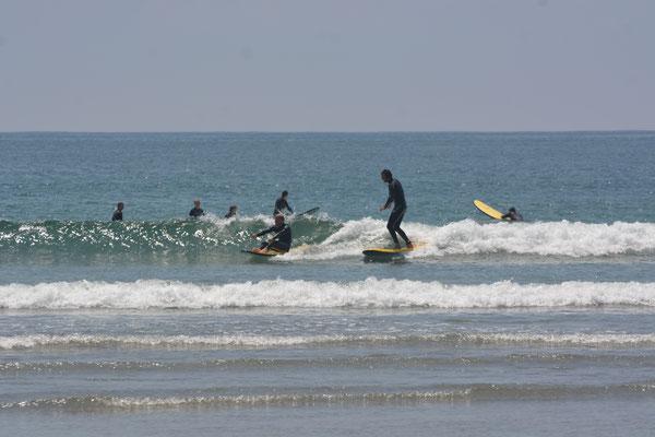 Relax & Enjoy - mit Wellenreiten, wer mag