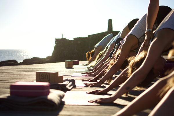 Relax & Enjoy - Yin Yoga zur Ergänzung