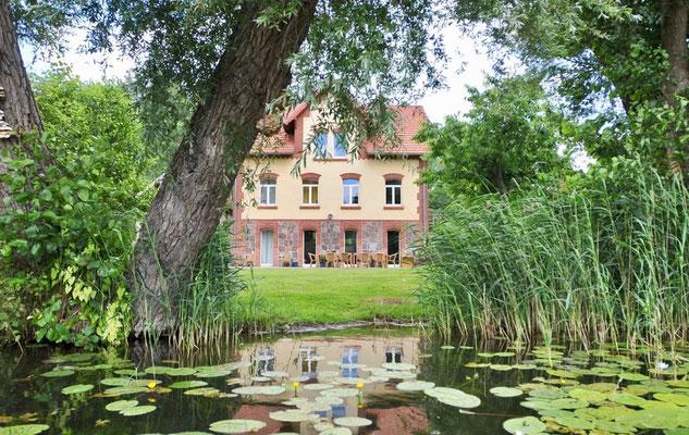 Slow Down & Relax: Das Fischerhaus Küstrinchen - direkt am See