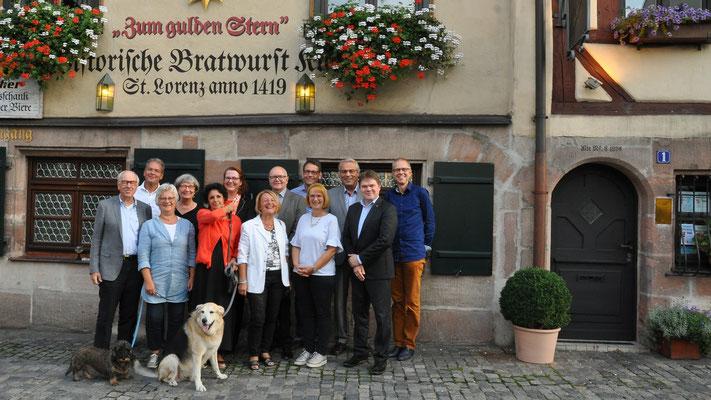 Charterfeier 10-jähriges Gründungsjubiläum